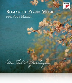 Romantic Piano Music for Four Hands [Box-Set] | CD-Release