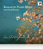 Romantic Piano Music for Four Hands